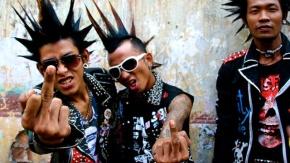 Myanmar/ Burma/ Punks