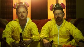 Breaking Bad: Jesse Pinkman and Walter White